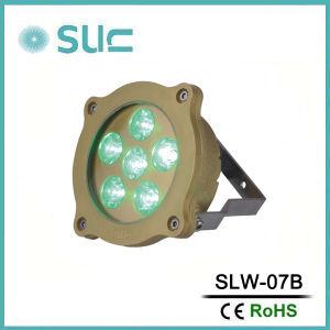indicatore luminoso subacqueo della piscina di 6W IP68 LED