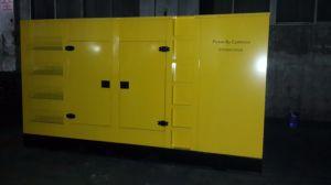 Auvent de 250kVA Groupe électrogène Diesel avec moteur Cummins