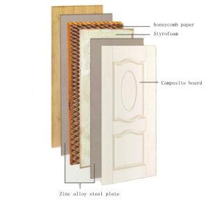 Kundenspezifisches gepanzertes Tür-Zubehör durch Manufactory