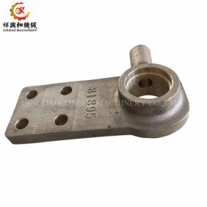 Fundição de bronze de alumínio de fundição em areia ligas de alumínio para equipamento de máquinas de construção