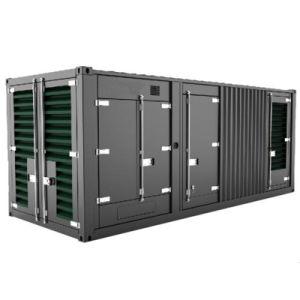 570 kVA gerador diesel Preço para venda - Doosan Powered