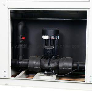 Air-Cooled industriais de baixa temperatura de congelamento de Chiller de Agua com menos vibrações
