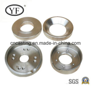 acier allié de forger avec CNC Usinage de pièces