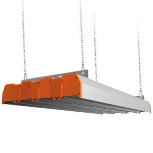 창고를 위한 산업 선형 LED 높은 만 빛 5 년 IP65 100~600W