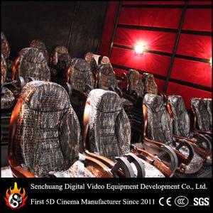 Luxueux simulateur 5D Cinema Cinema 3D 4D 5D 6D 7D