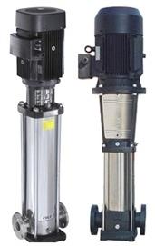 Pompe à plusieurs degrés verticaux en acier inoxydable (CDL) , les mesures sanitaires de la pompe, pompe de gavage, pompe haute pression, pompe en ligne, de la pompe Jockey,, Pipeline de la pompe de la pompe incendie