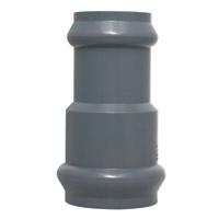 Raccords en PVC avec joint en caoutchouc pour l'approvisionnement en eau norme DIN