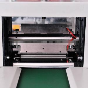 Plein débit rotatif automatique SS304 Pack PAIN sous atmosphère modifiée de la machine de conditionnement alimentaire