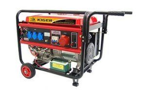 La serie Ec generador de gasolina de 6 kw (KG8000T)
