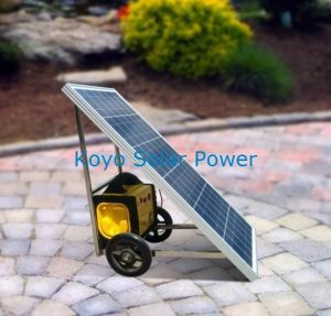 200w 태양 에너지 발전기 (KY-SPS35W-L01)