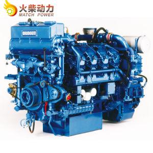 Большой мощности 650 судовой двигатель Weichai HP с CCS
