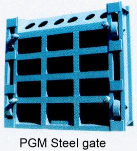 Gate/Pgm 강철 문/수문