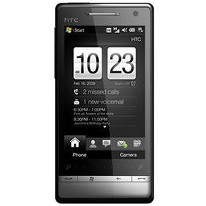 O Windows 6.5 T5353 de telefone celular com WiFi e duplo SIM (T5353 Dual Standby)