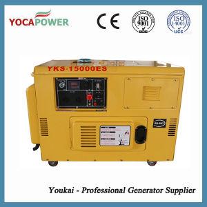 schalldichtes Generator-Set des einphasig-10kVA