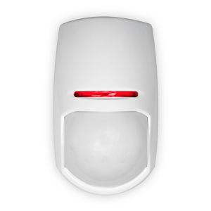 Digital Pyronix Detector PIR Quad, PIR Sensor de Infravermelho (KX-15ED)