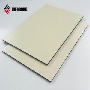 Escritório Ideabond Ceilng Interior PE Painel Composto de alumínio branco (AE-31D)