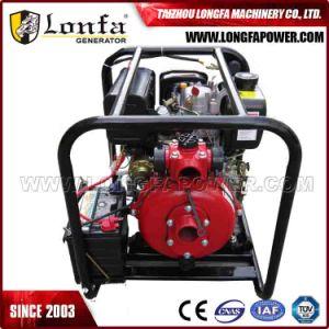 2pouce de lutte contre les incendies de carburant diesel de pompes à eau