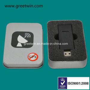 Durable portátil GPS Mini Peso de la pequeña pantalla LED de señal GPS Jammer