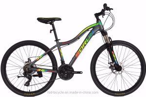 """El bastidor de aleación de 26"""" Bicicleta de Montaña de la velocidad de 21de la horquilla de suspensión OEM de bicicletas"""