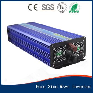 2000W off Grid Solar Recarregável Inversor Inversor de Energia