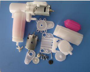 Pompa di plastica