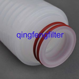 0.45micron 10inch Nylon Filter Cartridge voor Solvents Filtration