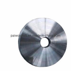 Le forgeage à chaud en acier forgé rouleau de forgeage de grandes pièces de forge forge forge de précision Bague acier allié forgeage forgeage