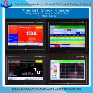 실험실 Equipment Hot와 Cold Temperature Impact Thermal Shock Test Chamber