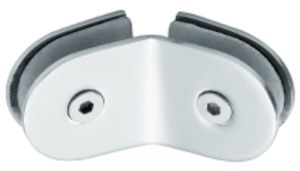 Os suportes de vidro chuveiro de aço inoxidável (FS-511)
