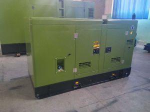 새로운 디자인 녹색 닫집 10kw 20kw 30kw 침묵하는 작은 발전기