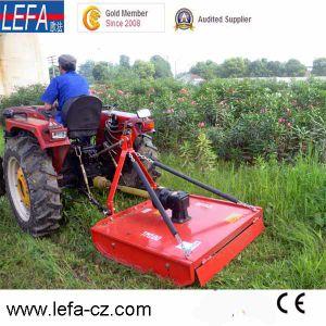 Tracteur de ferme de l 39 herbe des p turages tondeuses gazon tondeuse de la d colleteuse tm90 - Ramasse herbe pour tracteur tondeuse ...