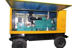 480 KVAの緊急事態のためのディーゼルトレーラーの発電機
