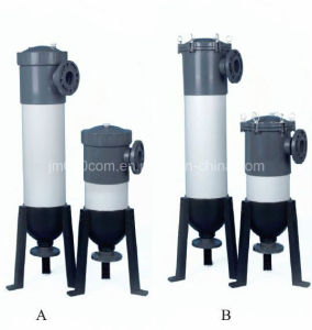 Industrielles Plastic PVC Bag Filter für Water Treatment