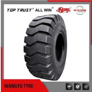 La parte superior el cargador de buena confianza de los neumáticos OTR (15.5-25, 17.5-25, 20.5-25, 23.5-25, 26.5-25, 29.5-25, 14.00-24)