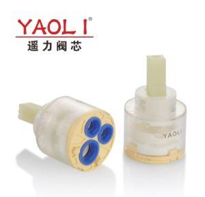 40mmディストリビューター(YLD40-05)のない陶磁器弁のカートリッジ