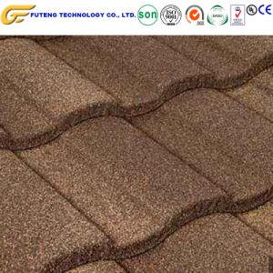 Bitumen-Asphalt-Schindel-Stahldach-Fliese-Stein-überzogene Dach-Fliese