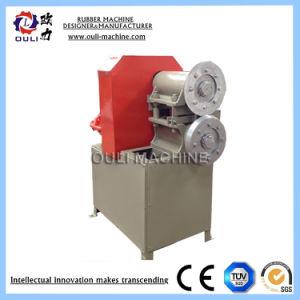 Pianta di riciclaggio residua semiautomatica della gomma con il certificato del Ce