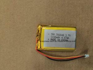 Работа без подзарядки аккумуляторной батареи ГРЭС103565 3,7 в 3000 Мач для GPS