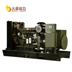 Diesel van de Prijs 180kw van de fabriek de Industriële Reeks van de Generator met de Motor van Weichai Styer
