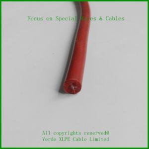 Autre type silicone personnalisé sur le fil, câble en silicone