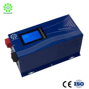 4kVA construido en MPPT Controlador de carga solar Solar Híbrido Inversor de potencia