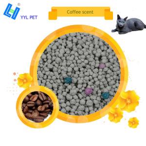 Lettiera della bentonite del profumo del caffè per Toliet dei gatti