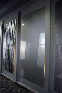 光沢度の高いPVCは直面した家具(LCK2046)のためのMDF/PVC MDFに