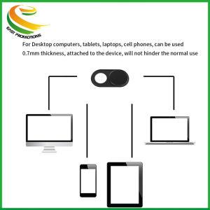 ラップトップまたはパッド装置のためのウェブ画像カバー