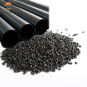 Пластиковый черный Content Masterbatches углерода для 100 HDPE трубы