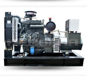 12kw diesel die Generator door Weichai Engine wordt aangedreven