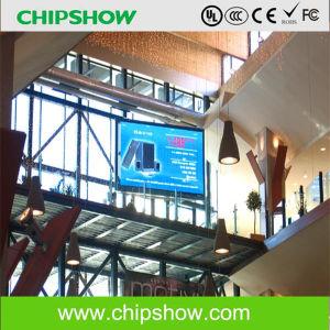 表示を広告するChipshow P10のすくいフルカラーLEDの掲示板