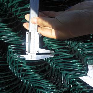 Fabricado en China Wholesale cercado de cadenas de plástico