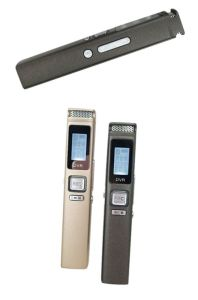 Ho Sell Digital Voice Activated Recorder con il MP3 Player, memoria Flash 8GB/16GB