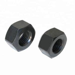 Écrou hexagonal Cusomed de grande taille avec la norme DIN6330